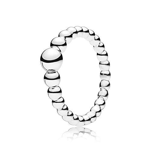 Pandora anello componibile donna argento - 197536-52