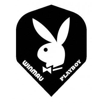 Playboy Flights von Winmau - 1 Satz (3 Stück)