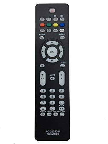 Remote Control Philips RC2034301/01 by BC ELECTRONICS