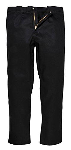 portwest-bz30bkrxxl-2x-large-regular-bizweld-flame-resistant-trousers-black