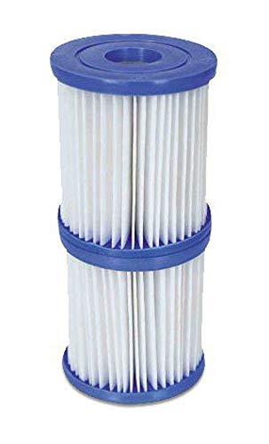 Bestway Filter für Pool Pumpen / Gr. 1 - 6 Stück