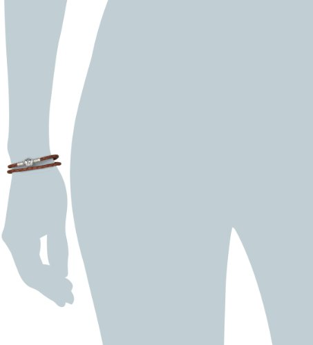 Pandora 59705CBN-D1 - Pulsera de mujer de plata de ley, 35 cm