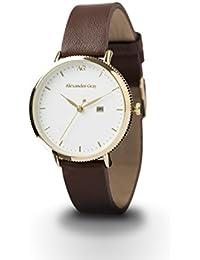 Damen armbanduhren lederband
