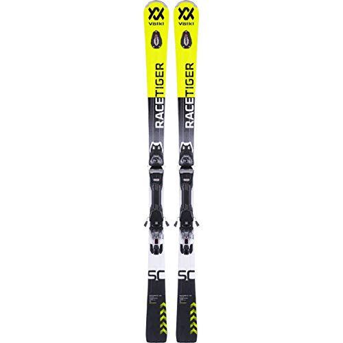 VOELKL RACETIGER SC Yellow+VMOTION 10 GW gelb - 165 -