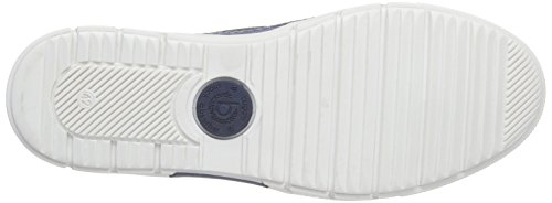 bugatti Herren K100236 Bootschuhes Blau (jeans 455)