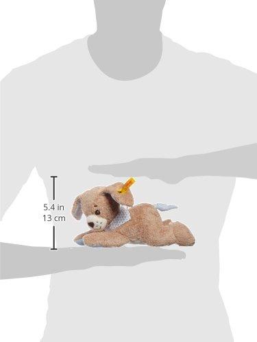 Steiff 239700 - Gute Nacht Hund Spieluhr, 22 cm, blau - 2