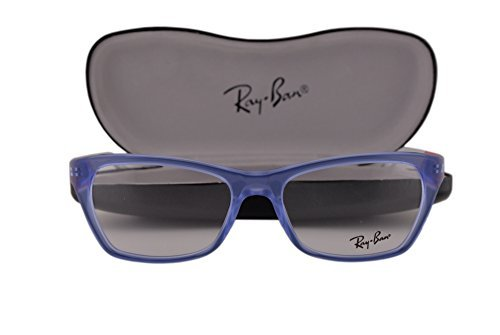 Ray-Ban RX5298 Eyeglasses 53-17-135 Crystal Azure Blue 5551 RB5298 image