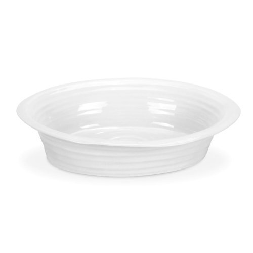 Sophie Conran Pie Dish (Sophie Conran - White - Large Oval Pie Dish 29.5cm by Portmeirion)