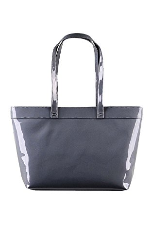 Armani Jeans  0525ARJ, shoppers femme Gris - Anthracite