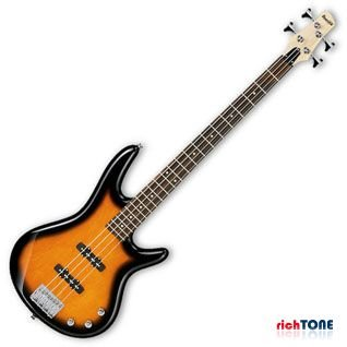 Ibanez: GSR180Vier Saiten E-Bass Gitarre-Sunburst (Ibanez Bass-gitarren-saiten)