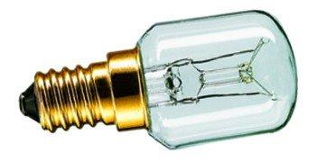 Philips Birnenlampe T22 15W E14 OVEN T22x49 Backofenlampe 300°C EEK: E - Globus Mittlere Schraube