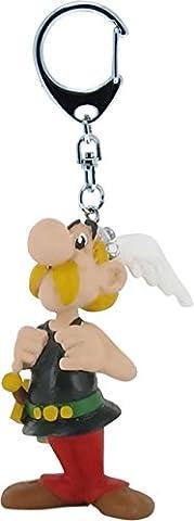 Plastoy - 60419 - Porte-clé - Asterix Fier - Tenant ses Bretelles New