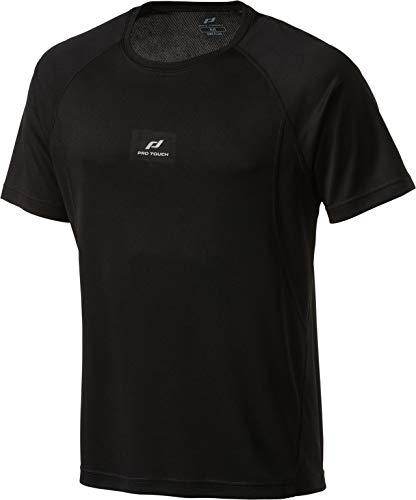 Pro Touch Herren T-Shirt Martin II Schwarz, M -