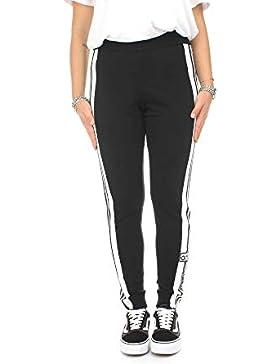 adidas ADIBREAK TP - Pantalón, Mujer, Negro(Negro)