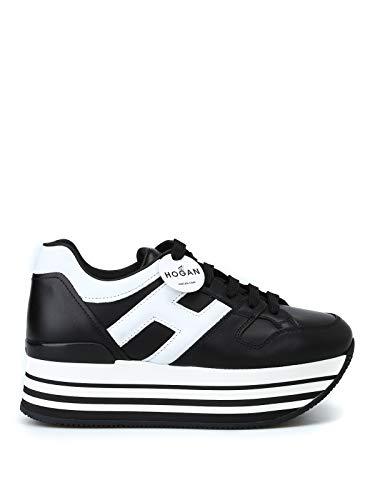 Hogan Sneakers Maxi H222 HXW2830T548HQK0002 Nero Donna 38 65634909691