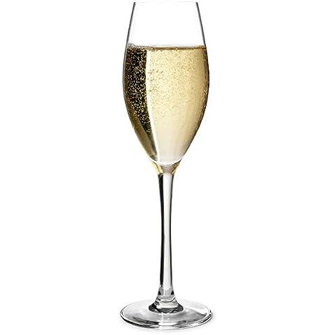 Chef & Sommelier Grands Cepages copa de champán 240ml, 6 Copa