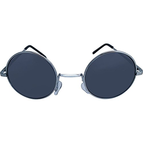 chic-net-sunglasses-unisex-round-hippie-glasses-john-lennon-tinted-400uv-long-jetty-silver-gray
