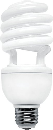 GE LIGHTING 80890Energy Smart Spirale CFL 26-watt 1700-lumen T3Glühlampe mit Medium Base, 1er Pack -