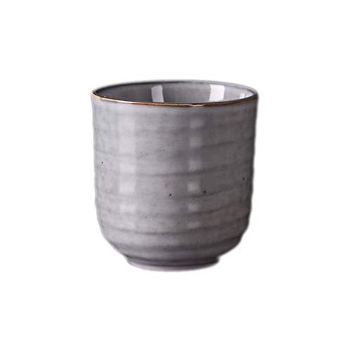 DEKAZIA® Steingut Keramik Becher   Handmade   Nordic   spülmaschinen- und mikrowellengeeignete Tontasse   Kaffeebecher Teebecher
