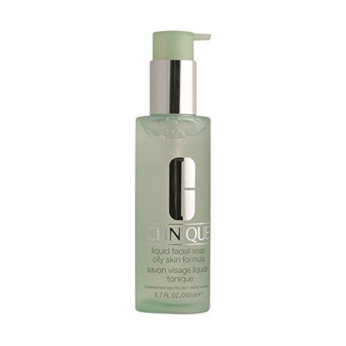 Clinique – Liquid Facial Soap Oily Skin with pump 200 ml