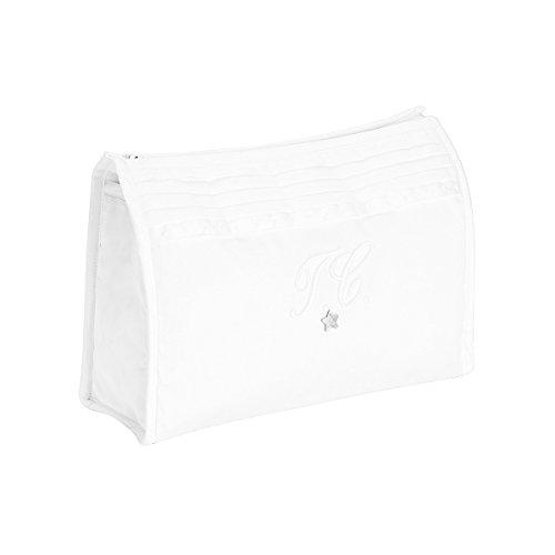 TARTINE ET CHOCOLAT - Trousse de toilette Monogramme blanche - Blanc