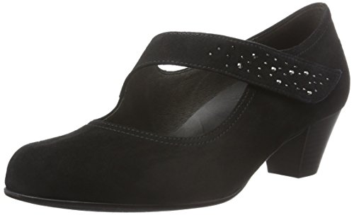 Gabor Shoes 56.147 Damen Pumps, Schwarz (Schwarz 47), 40.5 EU (7 Damen UK) -
