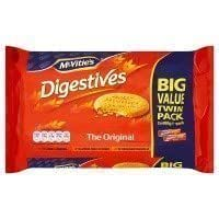 Mcvities The Original Digestives Biscuits 400 G (pack Of 2)