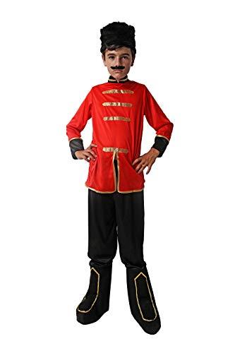 Costumizate! Russisches Kostüm Verschiedene Größen für Kinder Kostümpartys oder Karneval