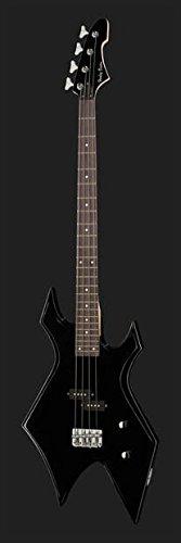 Basso Elettrico 4 corde WB-20BK Rock Series
