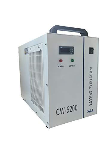 Industrie Wasser Kühlschrank Cool einem einzigen 150W CO2Laser Tube cw-5200dg 110V 60Hz