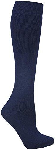 trespass-tubular-ski-socks-navy-blue-size-4-11