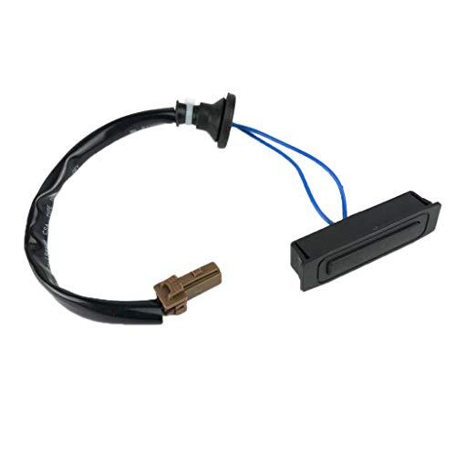 Kofferraumöffner Auslöser Kofferraumklappen Öffner Schalter mit Stromkabel, OE Zubehör für Murano Versa 2007-2012 Infiniti M35H