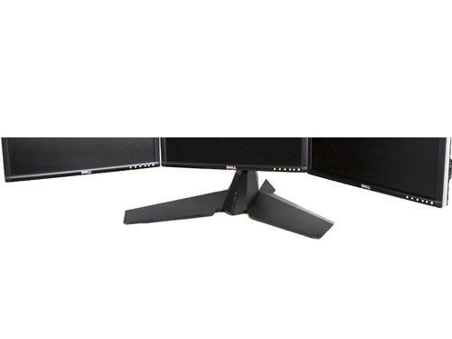 XFX Eyefinity Triple Display Monitor Stand schwarz