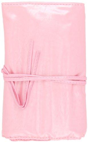 TOOGOO(R) 22 pcs pinceau de maquillage professionnel cosmetique Set avec sac rose rose