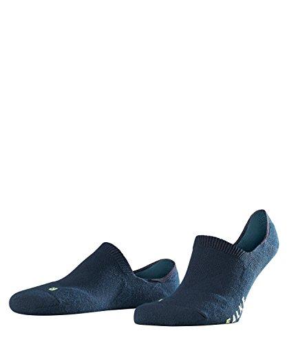 ichte Füßlinge Cool Kick kühlende Invisible Einfarbig 1 Paar, Blickdicht, marine, 37-38 ()