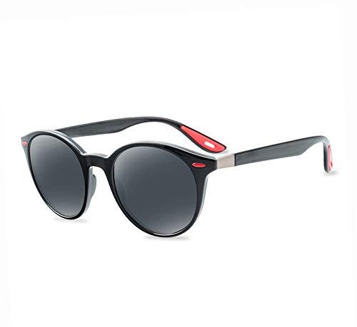 Lomsarsh Unisex Sport Polarisierte Sonnenbrille Outdoor Reitbrille Sport Sonnenbrille Erwachsene - Strand Sonnenbrille UV400 - Go Out Travel Pflicht - Multicolor