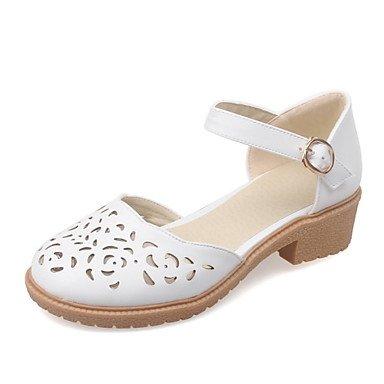 Vestido Sapatos Salto Bege D'orsay Baixo Do amp; Pé Redondo Mulheres Dedo Branco Eu39 Cn39 Zormey De Uk6 Bombas Duas Rosa Peças Amp Us8 EFqwfZ