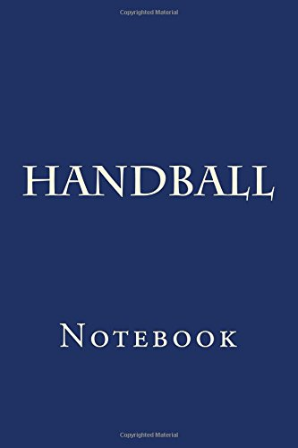 Handball: Notebook