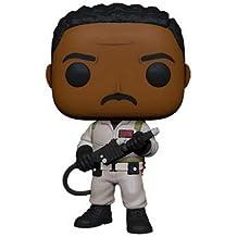 Funko- Pop Vinilo: Ghostbusters: Winston Zeddemore Figura Coleccionable, (39337)