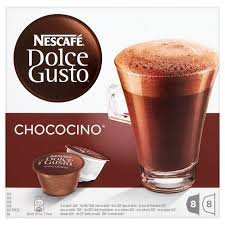 Purchase Nescafé Dolce Gusto Chococino, Pack of 4, 4 x 16 Capsules (32 Servings) from Nestlé