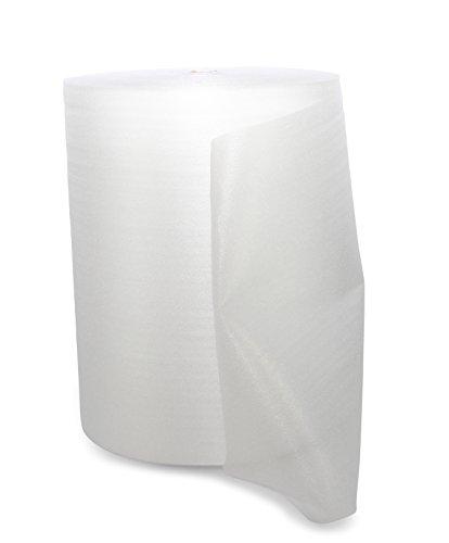 Schaumpolsterfolie Rolle 100 cm x 500 m x 1,0 mm / 20 kg/m³ ** Verpackungseinheit: 1 Rolle **