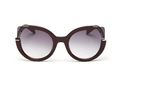 WANGMIN® Polarisierte Sonnenbrille Vintage Mode Katze Auge Sonnenbrille Für Frauen Uv400 Qualität Übergroße Damen Sonnenbrille Frauen (Damen-unterwäsche Gucci)