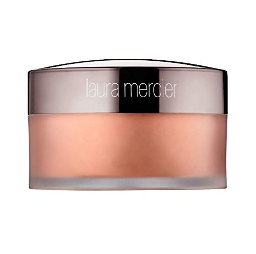 LAURA MERCIER Translucent Loose Setting Powder Glow New Radiant finish -