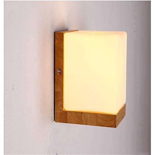 T-ZBDZ Einzelscheinwerfer,Kinder-Nachttisch Lampenschirm Wandlampe,Lampen,Wohnzimmer/Schlafzimmer/Esszimmer/Balkon/Gang Wandleuchte