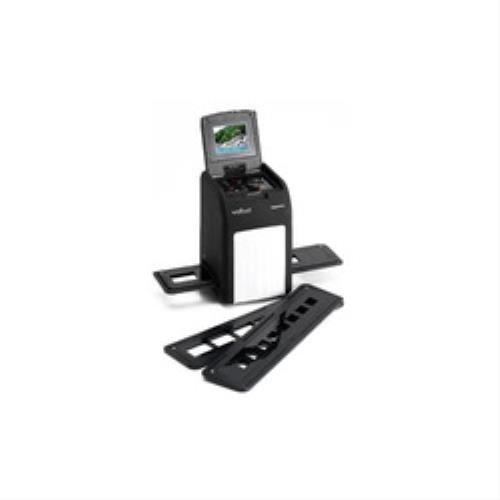 Veho Smartfix Scan to SD StandAlone Slide and Negative Scanner, VFS-008 (Slide and Negative Scanner Tacton black)