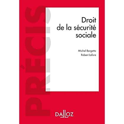 Droit de la sécurité sociale - 19e éd.