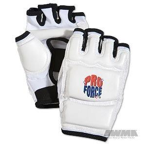 Pro Force Taekwondo Handschuhe-whitex-Large -