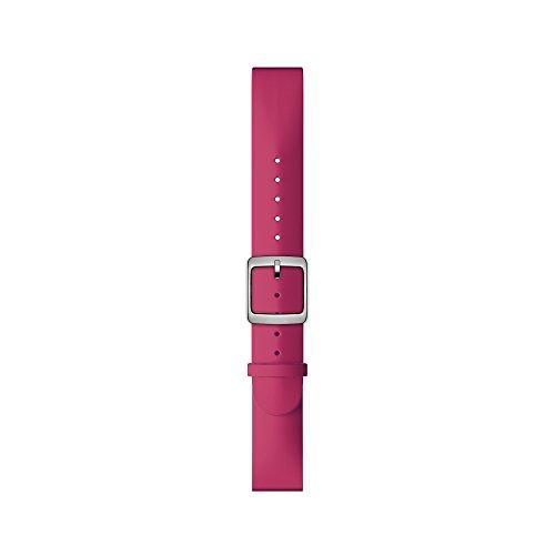 Nokia – Silikonarmband, violett (Raspberry),36 mm