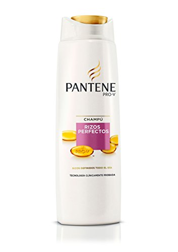 Pantene Pro-V Champú Rizos Perfectos para Pelo Rizado - 270 ml