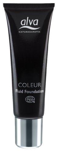 Alva - Coleur - Fond de teint fluide 1 - Clair - 30 ml